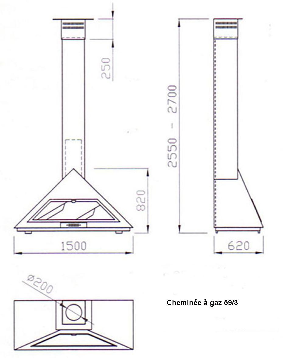 cheminées gaz 59-3