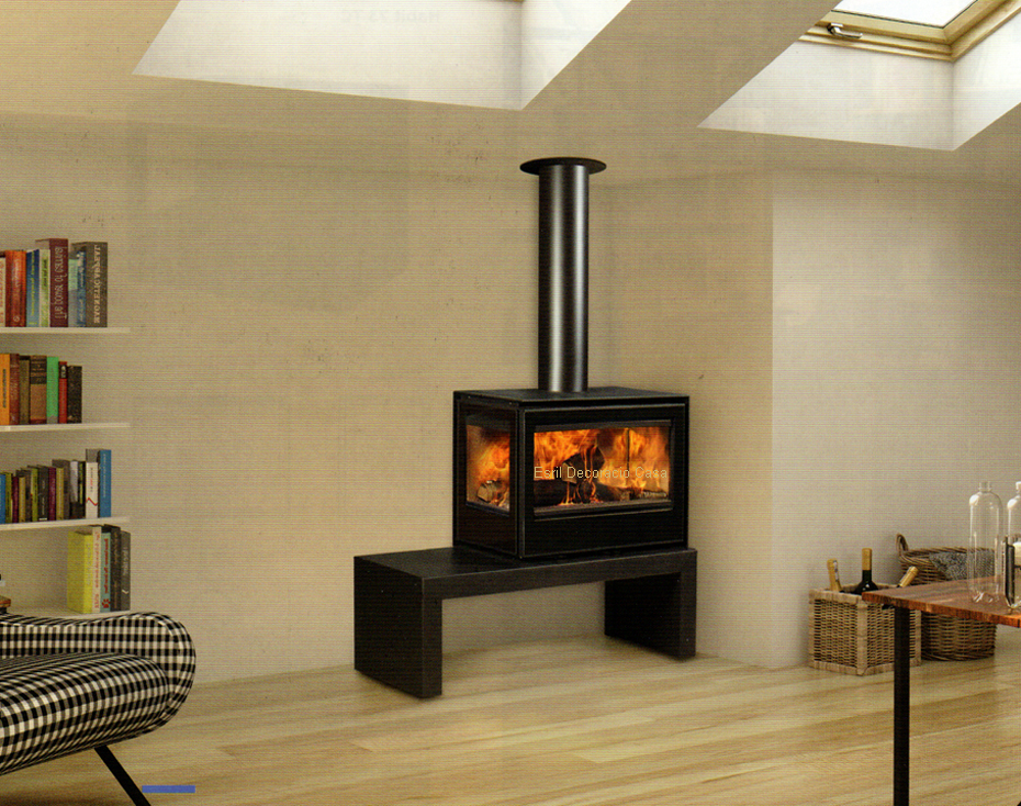 po le bois seine et marne concu pour tre plac dans un. Black Bedroom Furniture Sets. Home Design Ideas