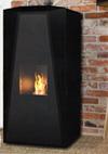poêle granulé pellet eau-chaude