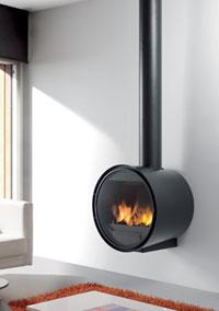 po le bois foyer ouvert ou ferm prix serr. Black Bedroom Furniture Sets. Home Design Ideas